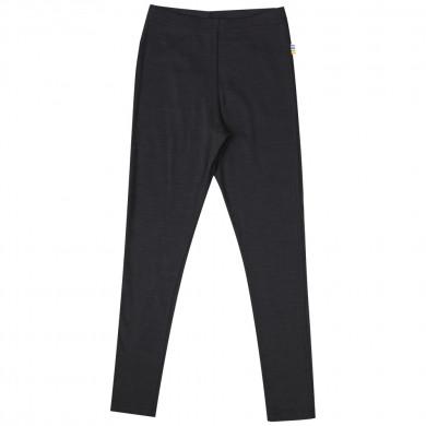 83b492eea26 Joha leggings i sort uld-silke. Dag til dag levering
