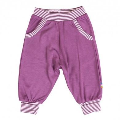 Joha bukser i Viskose-Bambus. Rosa.