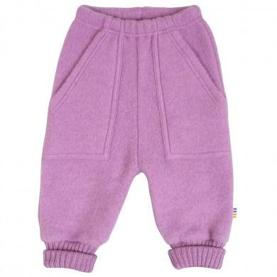Joha Soft Wool bukser. Rosa.