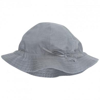 Serendipity sommer hat. Økologisk bomuld. Grey.