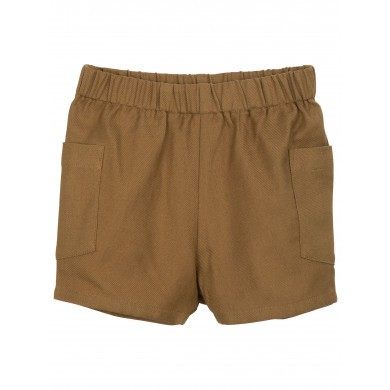 Serendipity Baby Shorts - Seagrass