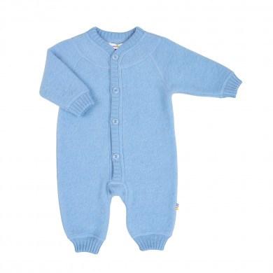 Joha Soft Wool barnevognsdragt. Blå.