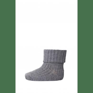MP Strømper i Merino uld - Grå