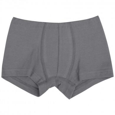 Joha boxer shorts i uld-silke. Grå.