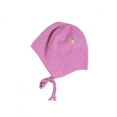 Joha soft wool hjelm. Rosa.