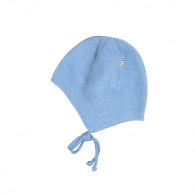 Joha soft wool hjelm. Blå.
