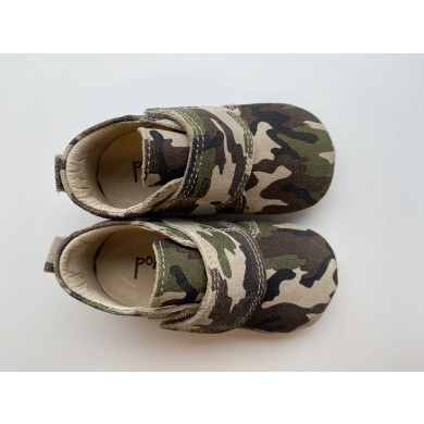 Pom Pom Futter Velcro - Camouflage