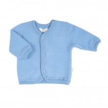 Joha Soft Wool cardigan. Blå.