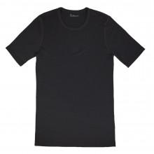 Joha herre T-Shirt i 100% uld. Johansen. Sort.
