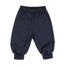 Joha bukser i økologisk bomuld - Marine
