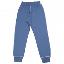 Joha bukser i uld. Blå.