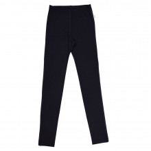 Joha dame leggings i 100% uld. Marie. Sort.