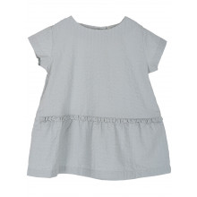 Serendipity Baby Frill Dress - Light Shade