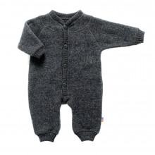 Joha Soft Wool barnevognsdragt. Koksgrå.