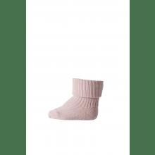 MP Strømper i Merino uld - Dusty Rose