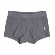 Joha boxershorts i bomuld - mørkegrå
