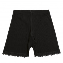 Joha dame shorts i uld-silke. Kate. Sort