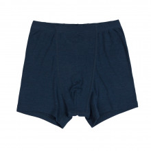 Joha herre boxer shorts i 100% uld. Johansen. Blå.