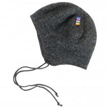 Joha soft wool hjelm. Koksgrå.