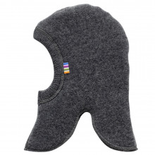 Joha soft wool elefanthue. Koksgrå.