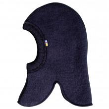 Joha soft wool elefanthue. Mørkeblå.
