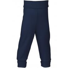 Engel bukser i uld-silke. Navy